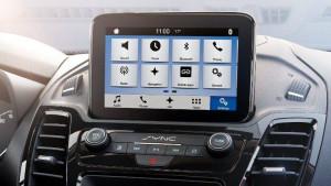 Transit Connect Bildschirm