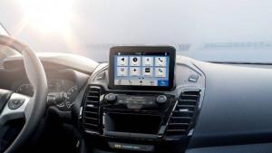 Interieur Tourneo Connect Bildschirm