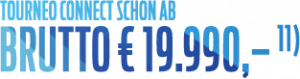 Tourneo Connct EUR 19990
