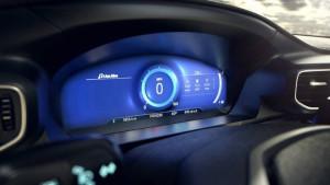 Ford Explorer Detailaufnahme Instrumententafel