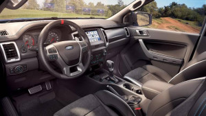 Ford Ranger Raptor Interieur