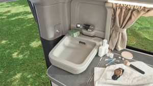 Ford Transit Custom Nugget Plus Handwaschbecken