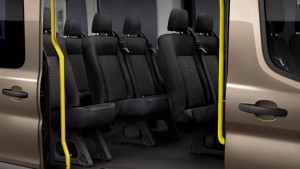 Ford Transit Minibus Rücksitze