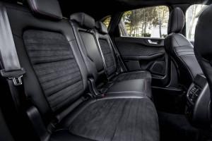 Ford Kuga Sitzreihe hinten